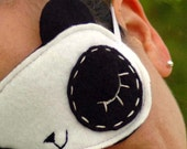 Cute Sleeping Panda Eye Mask - Sleep better feel cute