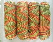 Super Saver Yarn FALL 1 Pound 4 Ply Mill Grade 250 Coats and Clark