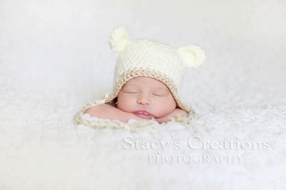 Baby Easter Hat, Baby Girl Hat, Baby Boy Hat, Baby Hat, Newborn Hat, Infant Hat, Hat for Babies, Hat for Newborns, baby Photo Prop, Beanie