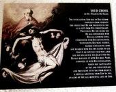 YOUR CROSS - a postcard