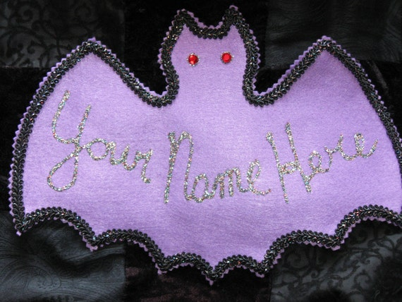 Sponsor A Bat for Gothic Pride Seattle