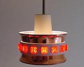 Fabulous Eames -Poulsen style ceiling lamp