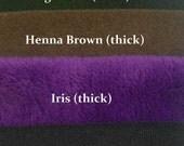 Free Shipping-Custom Fleece Slippers/Booties (newborn-7 yrs) (Polartec Fleece)