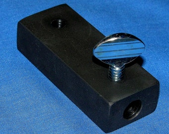 Sharpening Block for Replaceable Bit Woodturning Tools - Double Ended
