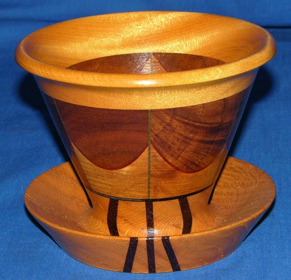 Segmented Woodturning 94-5 Unique Design