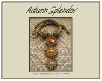 e-TUTORIAL:  Autumn Splendor
