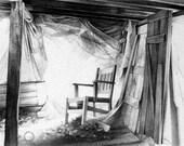 Remnants - Pencil Drawing