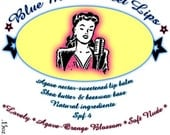 Blue Mama Sweet Lips Agave-Orange Blossom Lip balm