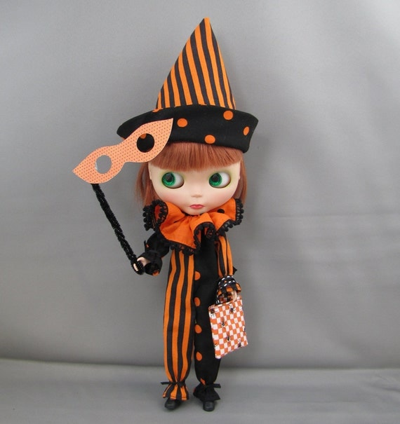Pattern for Blythe- Halloween costumes