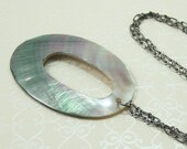 SALE - Shell Necklace (080633)