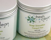 Tranquil Pear - Soap Smoothie - 4 oz Jar
