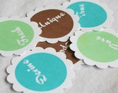 Pure Words Mini Journaling Cards