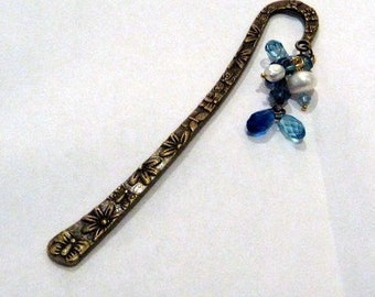 For Someone Who Has Everything Custom Beaded Birthstone Bookmark Perfect for Mothers Day