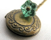Little Locket - Sea Green