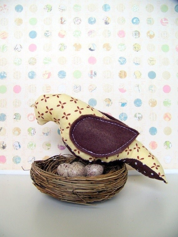 Bird Baby Toy\/Rattle