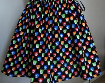 Rockband Skirt