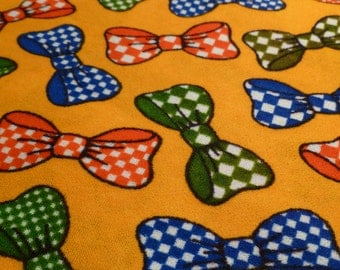 Bowties - Vintage Fabric - Polyester