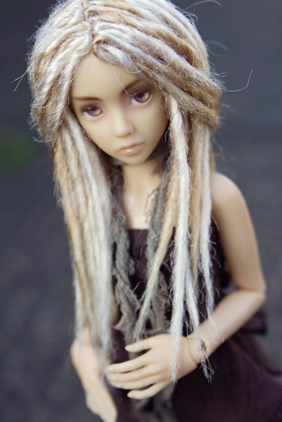 Blonde Dreadlock Wigs 114