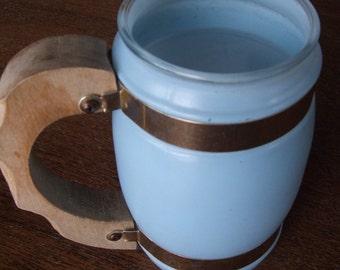 Baby Blue Siesta Ware Mug