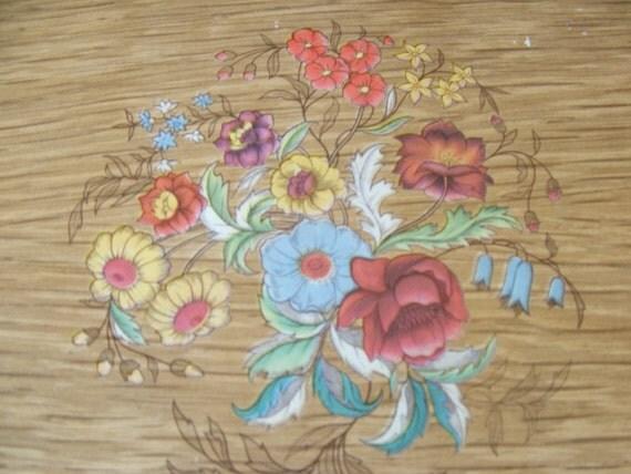 Vintage Hasko de Luxe Lap Trays