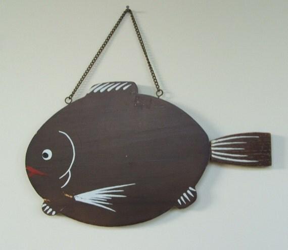 Kitschy fish cutting board for Fish cutting board