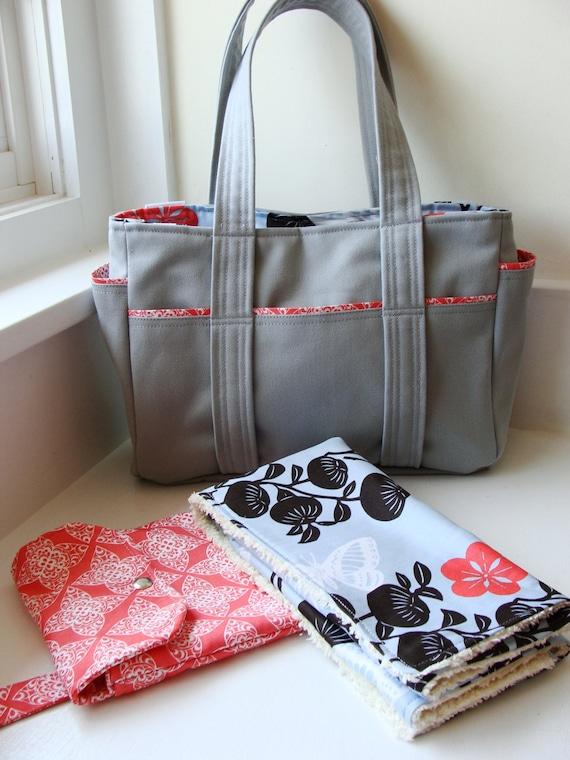 diaper bags sale design your own diaper bag set. Black Bedroom Furniture Sets. Home Design Ideas