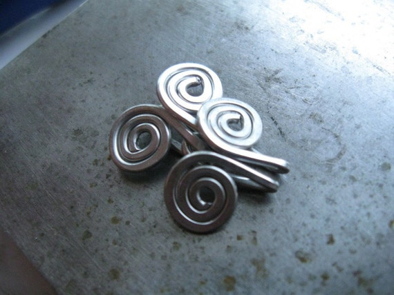 Egyptian coil tutorial by tinahdee - How to create a beautiful Egyptian Coil