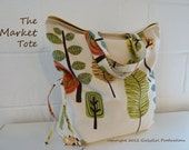 The Fab Market Tote Tutorial