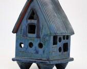 Spirit House (incense burner or for tea-light)