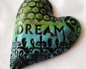 Dream  Affirmation Heart
