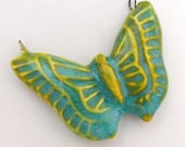 Butterfly Pendant Focal Bead