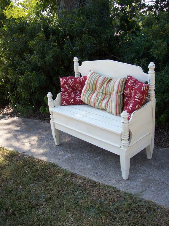 Reserve For Nancy Bench Hand Made Porch Furniture Pottery Barn