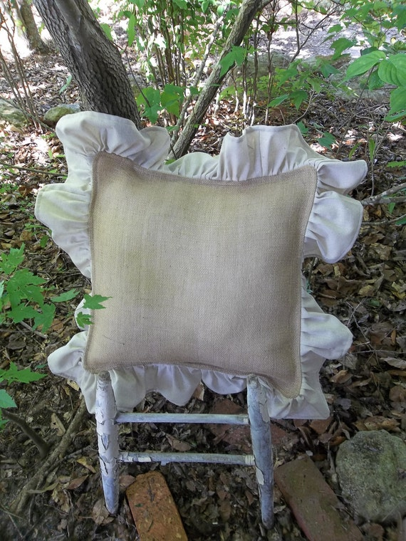 Farmhouse Pillow Covers French Country