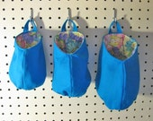 Hanging Fabric Pod Baskets, Epattern, PDF, Downloadable Digital Pattern,  Organize, Storage