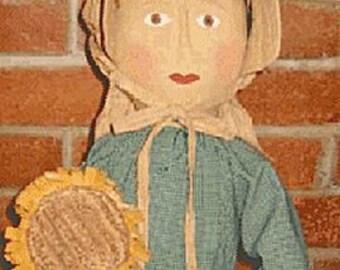 Prairie Doll Vacuum Cover E Pattern, PDF, Digital Downloadable Pattern