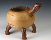 Yarn Bowl Tortoise