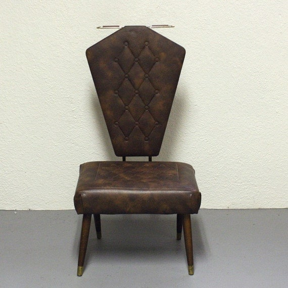 Vintage Chair Valet Chair Butler Chair Mens By Oldcottonwood