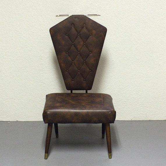 Vintage Chair Valet Chair Butler Chair Mens Dressing