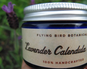 0202 lavender calendula cream......made with 100% organic natural ingredients