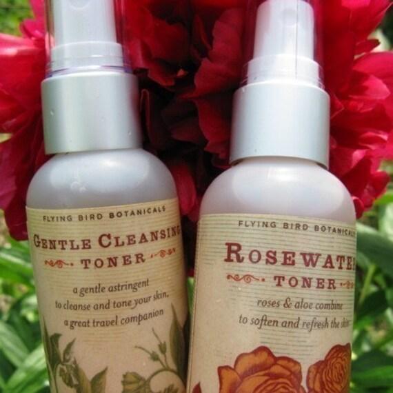 organic rosewater toner 2oz