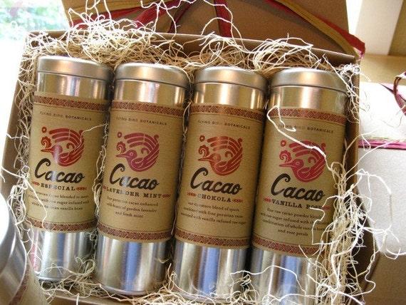0240 Chocolate Lovers Sampler Gift Box