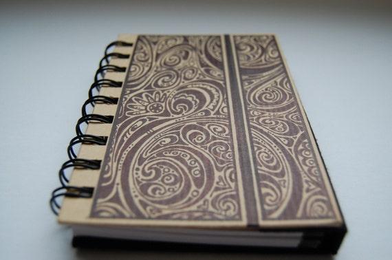 Swirley Notebook