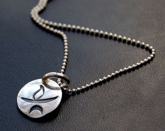 UU Small Chalice Necklace