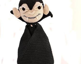 vladimire vampire crochet pattern by katja heinlein pdf tutorial dracula Häkelanleitung halloween