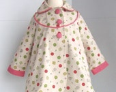 Apple Time Spring Jacket Size 3T