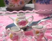 Tea Time Magnet Set