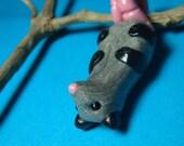 Little Opossum Pendant