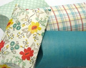 4 pillow boxes with tags - Let's Go Picnik  -