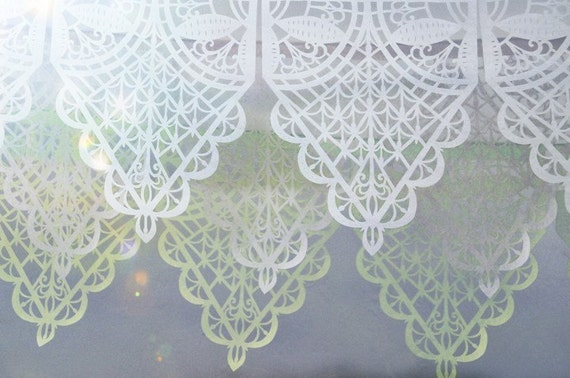 SAMPLE SALE (3-Pack) Vivaldi papel picado banners