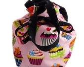Sweet Tooth Sock Bag